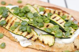 The Spice Tailor Naan Pizzas 2 Ways