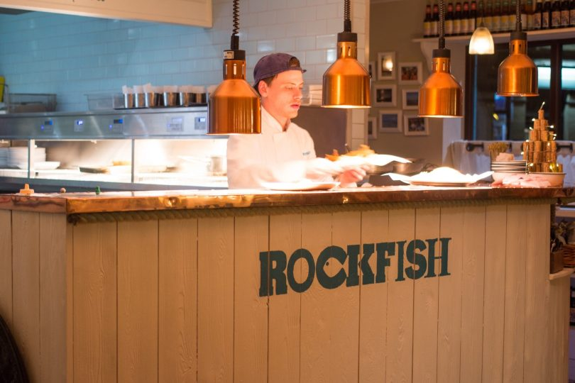 Rockfish, Exeter