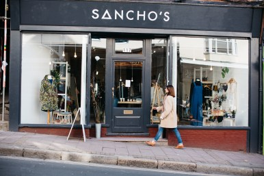 Sanchos, Exeter