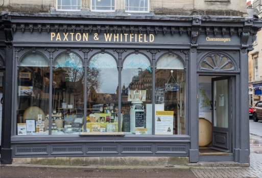 Paxton and Whitfield, Bath