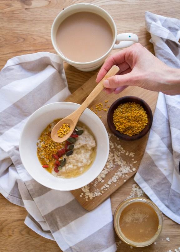 Pimp up your Porridge