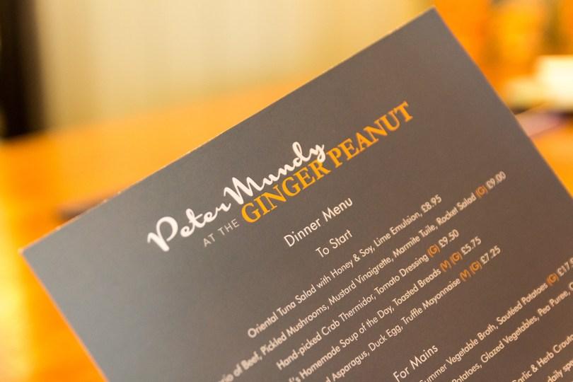 The Ginger Peanut, Bampton