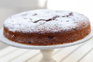 Spiced Apple Cider Cake