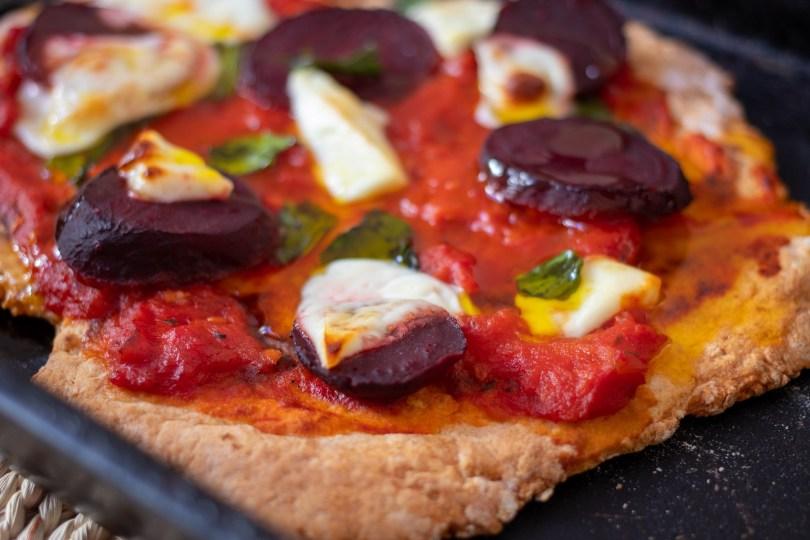Flatbread Frying Pan Pizzas