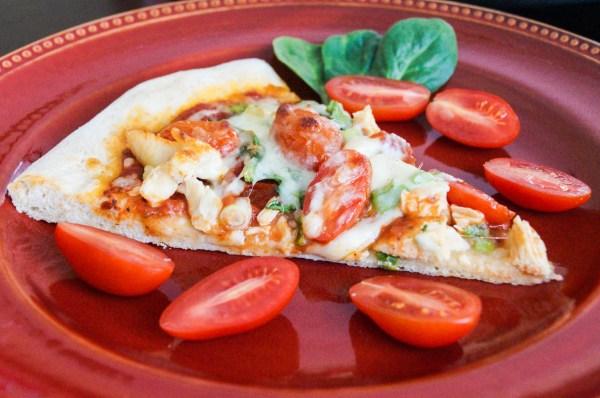 chicken spinach pizza (4 of 5)