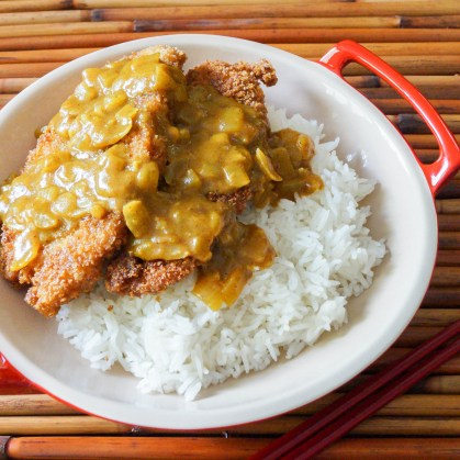 katsu coconut curry (1 of 2)