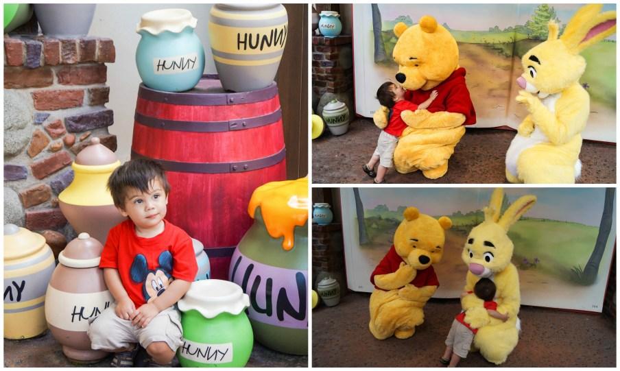 mk winnie the pooh