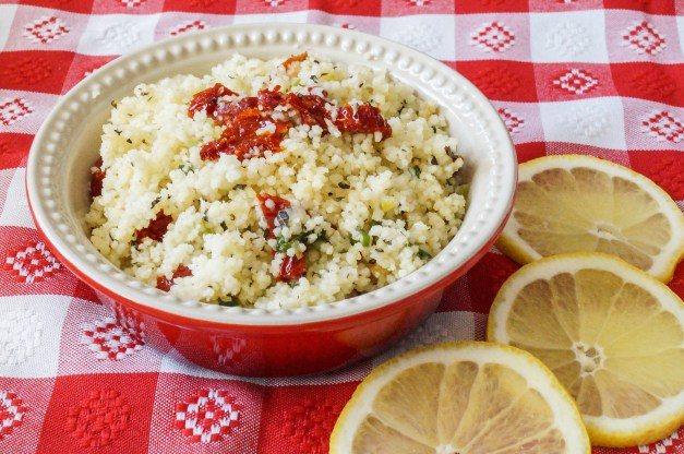 couscous with sundried tomatoes (1 of 2)