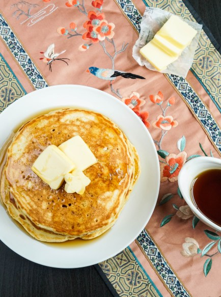 Hottokēki (Japanese Hot Cakes) (2 of 3)