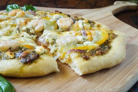 shrimp pesto pizza (3 of 3)