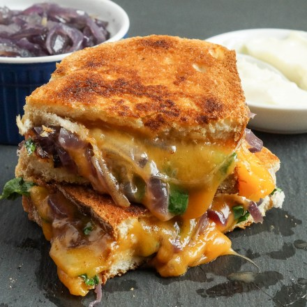 Grilled Cheese with Caramelized Onions and Spinach (7 of 7)