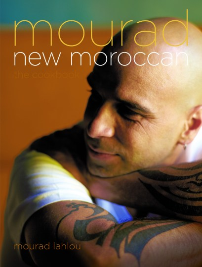 Mourad New Moroccan Cookbook Cover