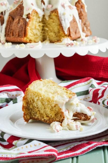 Peppermint Bundt Cake (3 of 3)