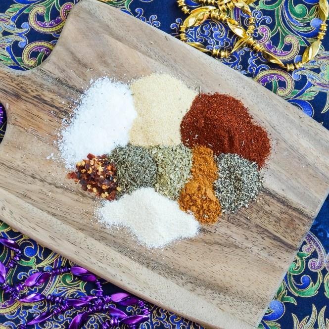 Cajun Spice Mix (1 of 3)
