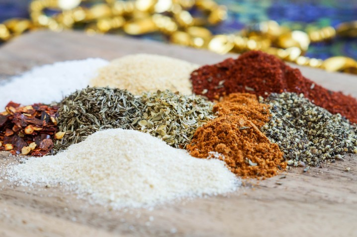 Cajun Spice Mix (2 of 3)