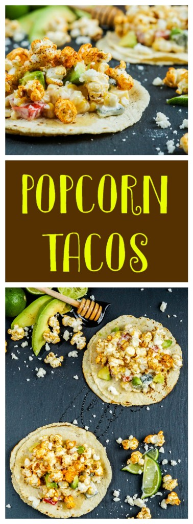 Popcorn Tacos
