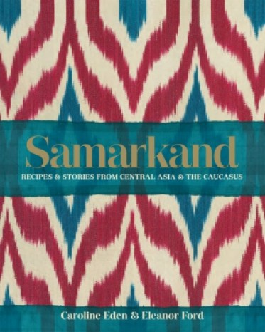 Samarkand Cookbook Cover