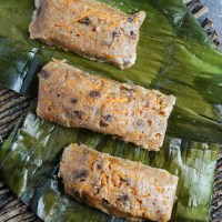 Ducana (Antiguan Sweet Potato Dumpling)