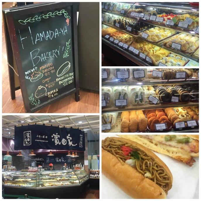 Hamada-Ya Bakery and Yakisoba Pan