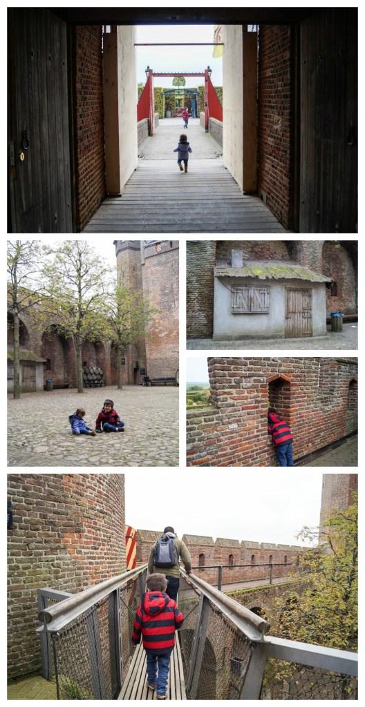 muiderslot-courtyard