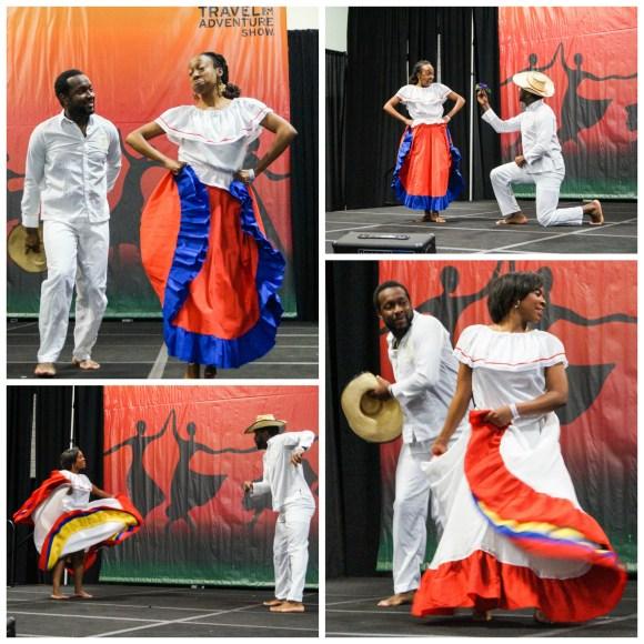 African Diaspora Dance from Mesi Walton