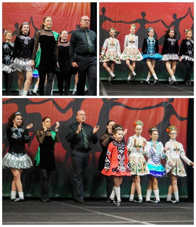 Irish Dances bythe O'Neill James School of Irish Dance