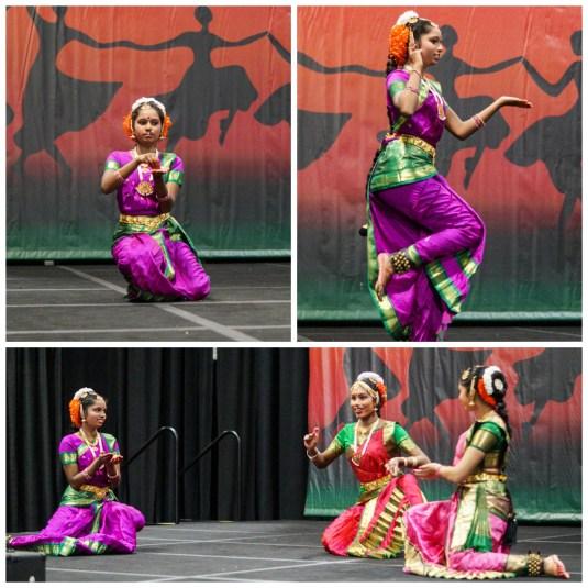 South Indian Classical Dance-Kuchipudi by Mallika Ramprasad
