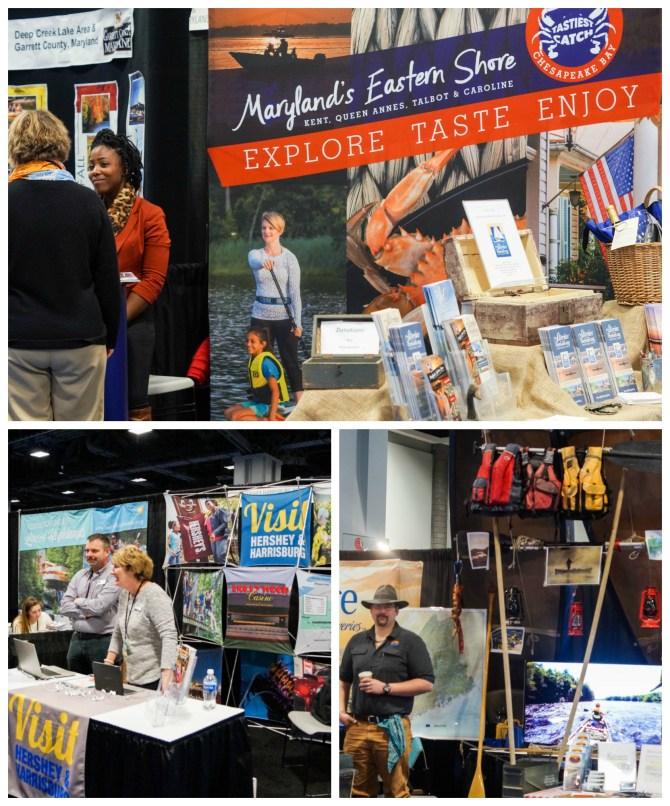 Vendors at the Washington DC Travel & Adventure Show 2017- Maryland's Eastern Shore, Visit Hershey