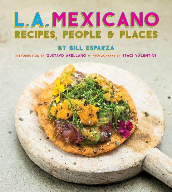 Cover of L.A. Mexicano