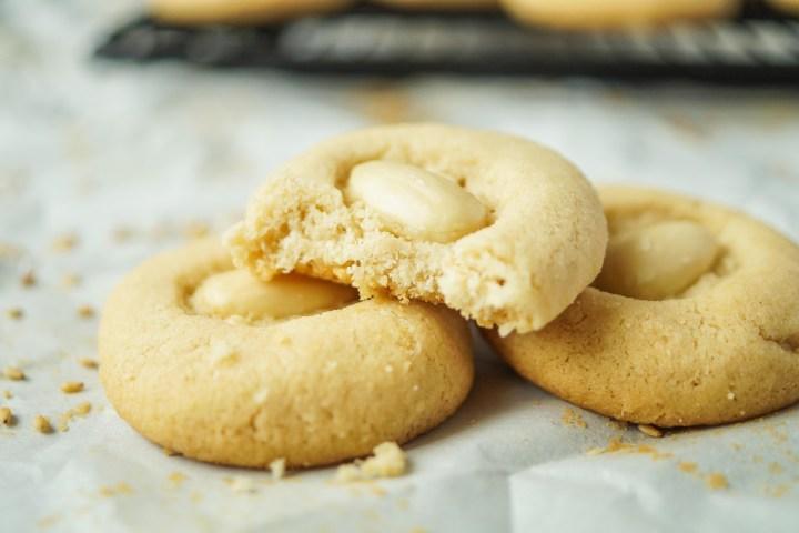Texture of Tahina Cookies