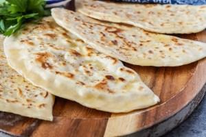 Qutab (Azerbaijani Stuffed Flatbread)