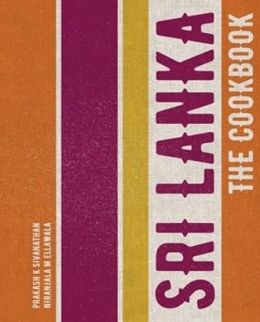 Cookbook cover- Sri Lanka: The Cookbook.