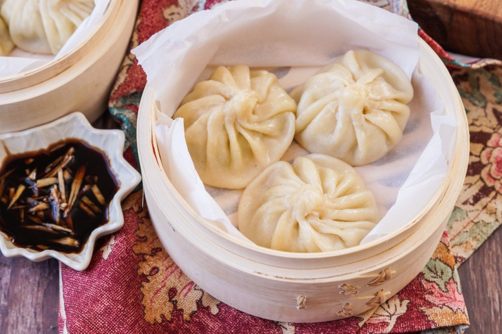 Xiao Long Bao (Chinese Soup Dumplings)