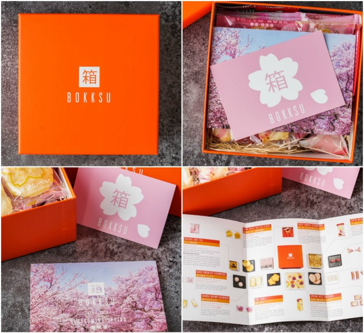 Bokksu Blossoming Spring Japanese Snack Subscription Box Review