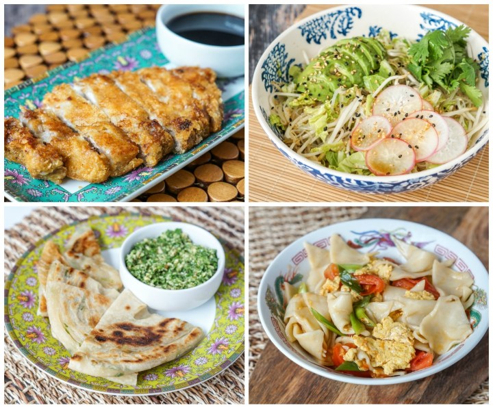 Other dishes from Chinese Heritage Cooking