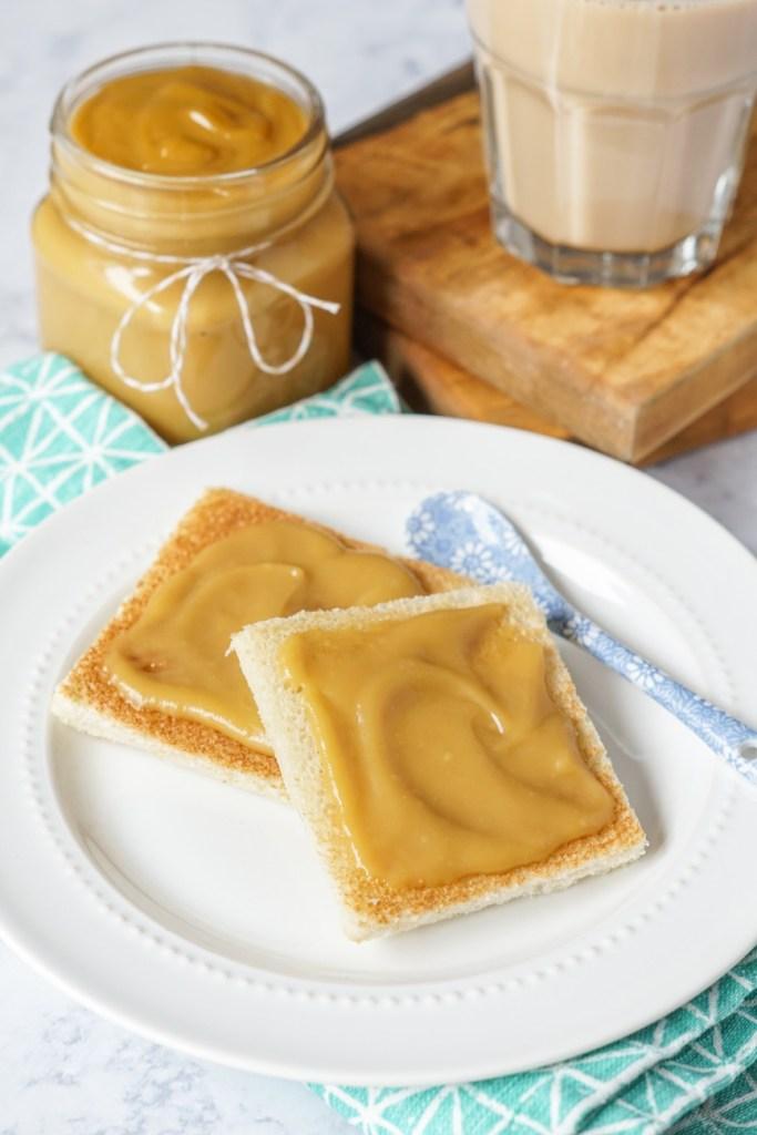 Kaya Jam on toast