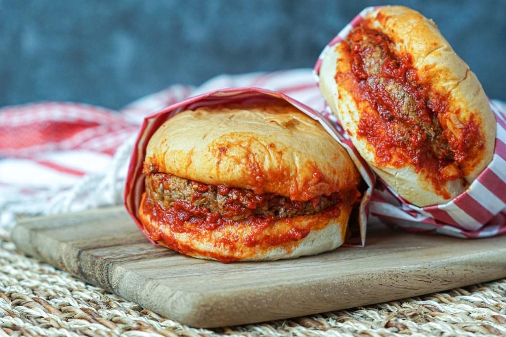 Stacked Islak Burgers