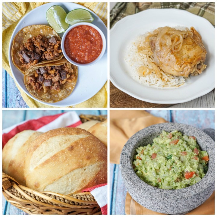 Other dishes from Made in Mexico