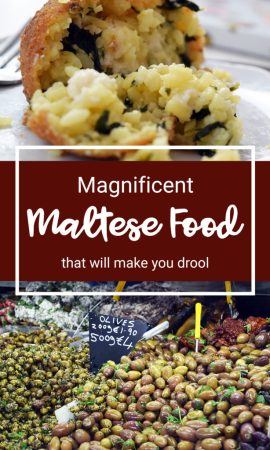 Malta Food That will make you drool