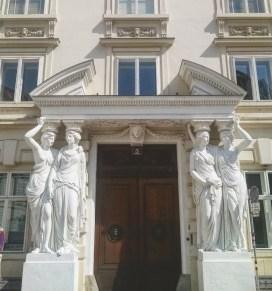 Doorways of Vienna