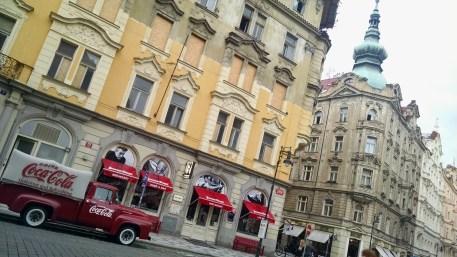 Around Prague