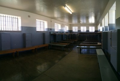 Prison dorm rooms