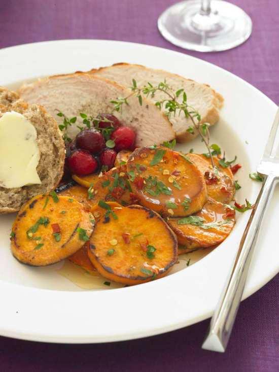 Chile Sweet Potatoes