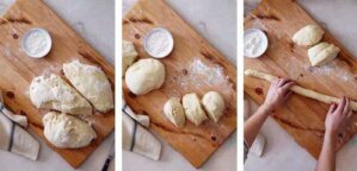 Pulla Bread in the making Part 1