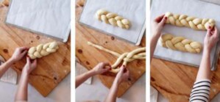 Pulla Bread in the making Part 3