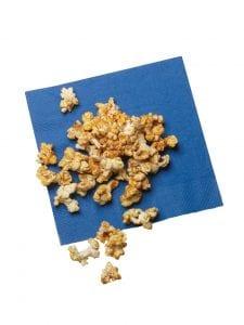 Sweet Chili Spiced Popcorn