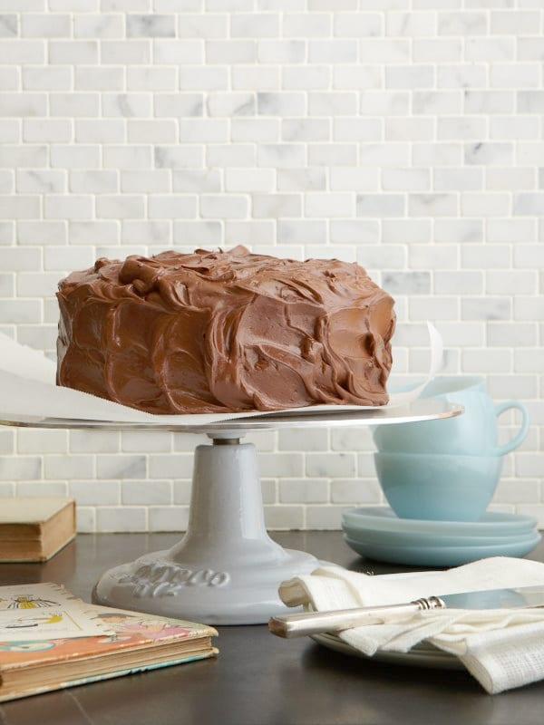 Grandma's Chocolate Layer Cake