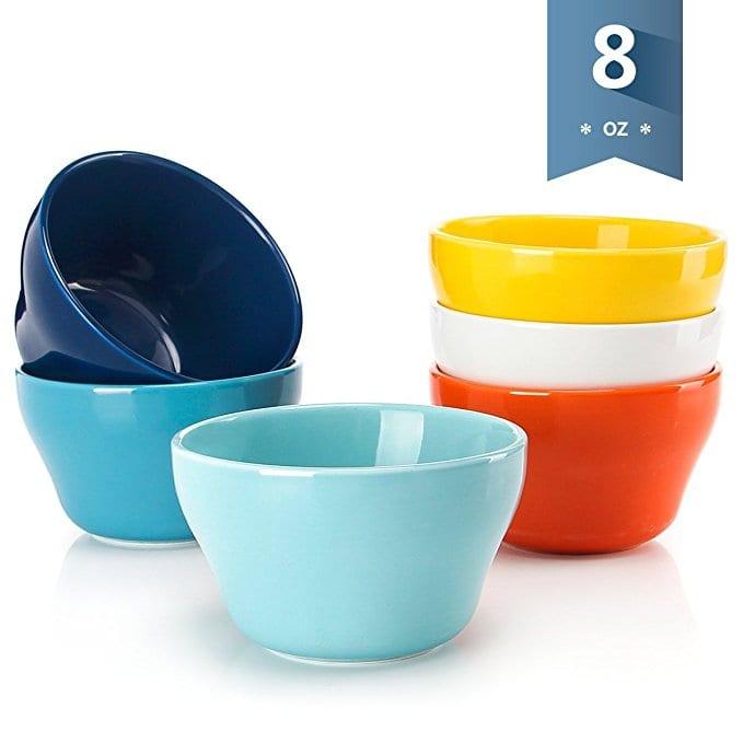Porcelain Bouillon Cups - 8 Ounce