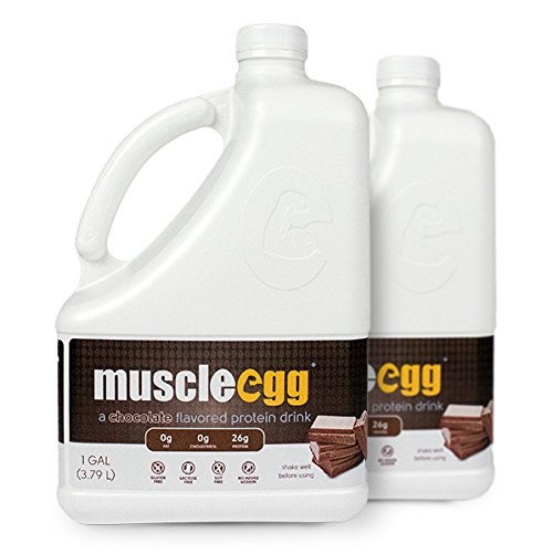 Muscle Egg - Chocolate | Tara Tierney