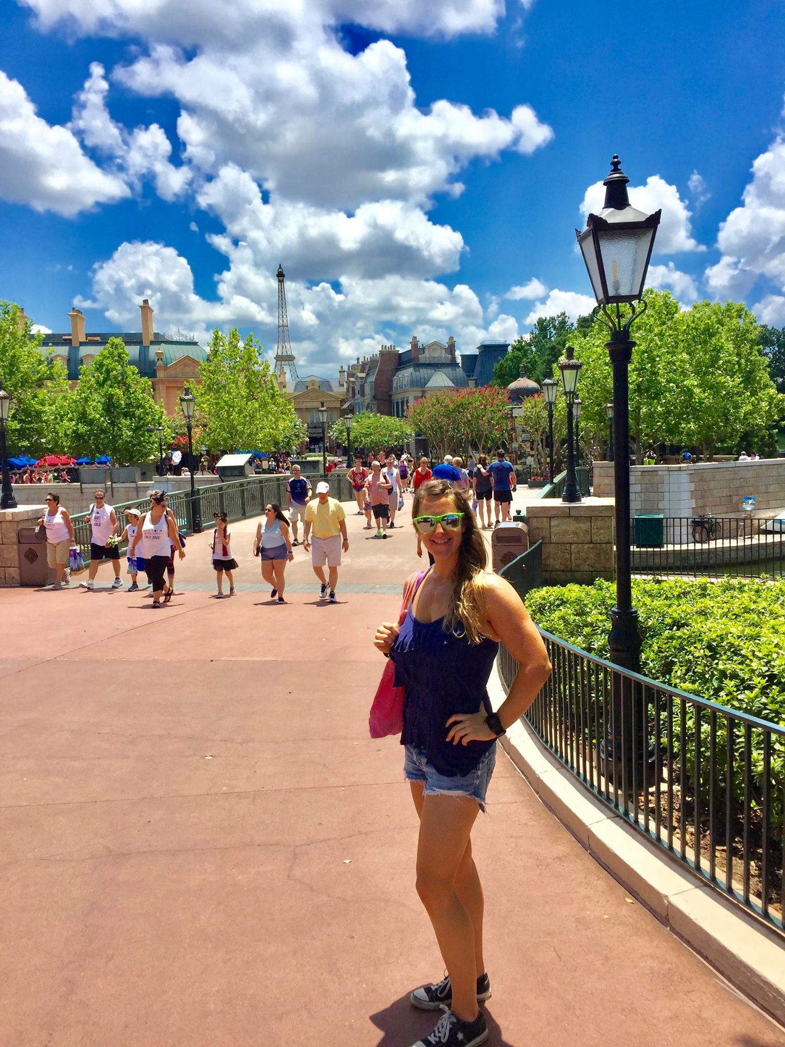 Tara at Epcot | Herbalife Vacation 2017